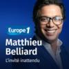Logo of the podcast L'invité inattendu - Matthieu Belliard