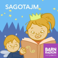 Logo of the podcast Sagotajm i Barnradion