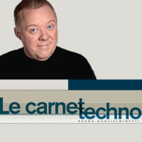 Logo of the podcast Carnet techno - 2010.01.15