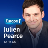Logo of the podcast Julien Pearce avec Mickaël Launay