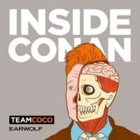 Logo of the podcast Inside Conan: An Important Hollywood Podcast