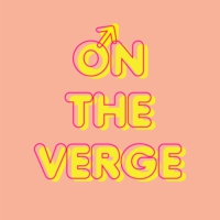 Logo of the podcast On The Verge