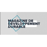 Logo du podcast Magazine du développement durable