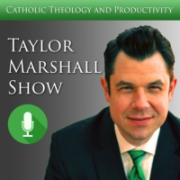Logo of the podcast 375: Bp Athanasius Schneider & Dr Taylor Marshall discuss Theology and Liturgy [Podcast]