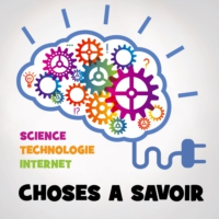Logo of the podcast Choses a Savoir TECH