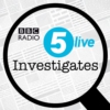 Logo of the podcast 5 Live Investigates