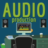 Logo of the podcast Audio Production Podcast