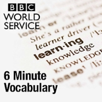 Logo du podcast BBC Radio 6 - 6 Minute Vocabulary