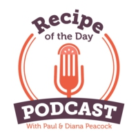 Logo of the podcast Recipe for the day