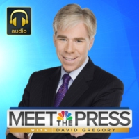 Logo of the podcast NBC Meet the Press (audio) - 08-09-2015-121648
