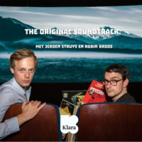 Logo of the podcast The Original Soundtrack met Jeroen Struys en Robin Broos