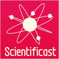 Logo of the podcast Velieri spaziali e acceleratori artistici - Scientificast #216