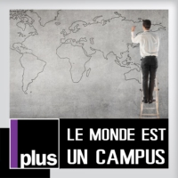 Logo of the podcast le monde est un campus / Un monstre touareg nommé Jobar