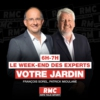 Logo du podcast Le weekend des experts : Votre jardin