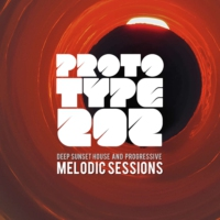 Logo of the podcast Deep Sunset House and Progressive Podcast - The Melodic Sessions by Prototype 202