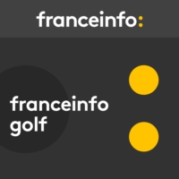 Logo of the podcast France info Golf 05.03.2016