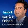 Logo of the podcast C'est arrivé cette semaine - Patrick Cohen