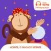 Logo of the podcast Vicente, o Macaco Vidente