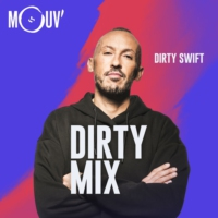 Logo of the podcast #DirtyMix 199 : NLE Choppa, 100 Blaze, Migos, Jok'Air...