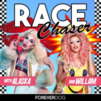 Logo du podcast Race Chaser with Alaska & Willam