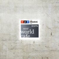 Logo of the podcast World Cafe Next: Ásgeir