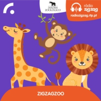 Logo of the podcast ZigZagZoo
