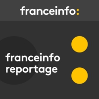 Logo du podcast France info reportage 11h44 10.09.2017
