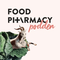 Logo of the podcast Food Pharmacy-podden