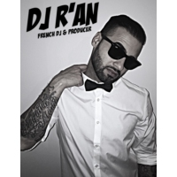 Logo of the podcast DAME REGGAETON vol 14 by Dj R'an