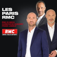 Logo du podcast RMC : 16/01 - Les Paris RMC 100% Foot