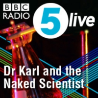 Logo of the podcast 5 live Science