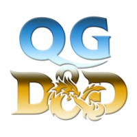Logo du podcast QGDnD - A Dungeons and Dragons Podcast