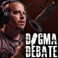Logo of the podcast Dogma Debate w/ David Smalley