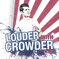 Logo of the podcast #633 BLOOMBERG GETS WRECKED | Rudy Giuliani Guests | Louder with Crowder