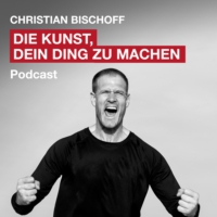 Logo of the podcast DIE KUNST, DEIN DING ZU MACHEN