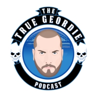 Logo du podcast RONDA ROUSEY & 1000 DEGREE KNIFE VS DRONES | True Geordie Podcast #14
