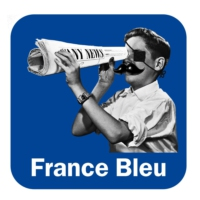 Logo of the podcast La Minute des frontaliers de France Bleu Lorraine Nord