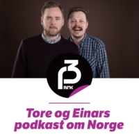 Logo of the podcast Trailer - Tore og Einars podkast om Norge
