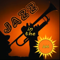 Logo of the podcast JAZZ in the AM