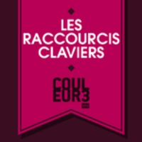 Logo of the podcast Les raccourcis claviers - 18.09.2015