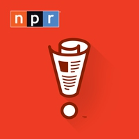 Logo of the podcast NPR - Wait Wait... Don't Tell Me!