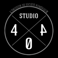 Logo du podcast Studio404 - Decembre 2014 Hate-Reading, Forums, Jargon Internet (Feministe), Uber
