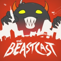 Logo du podcast The Giant Beastcast - Microphone Check