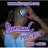 Logo of the podcast Samad @ Radio FG Mix 15