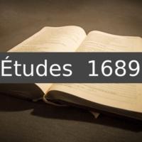Logo du podcast Études dans la 1689