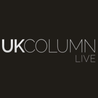 Logo of the podcast UK Column Podcasts
