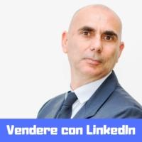 Logo of the podcast Vendere con LinkedIn