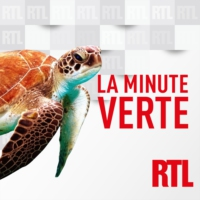 Logo of the podcast La minute verte