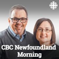 Logo of the podcast CBC Newfoundland Morning