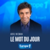 Logo of the podcast Le mot du jour - Ariel Wizman